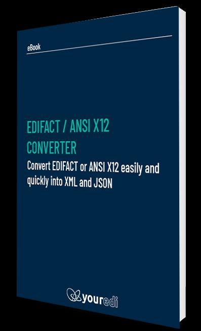 EDIFACT ANSI x12 converter_m
