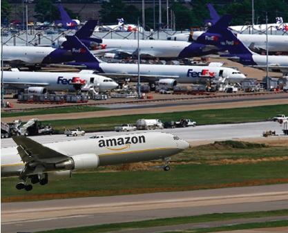 Amazon air cargo