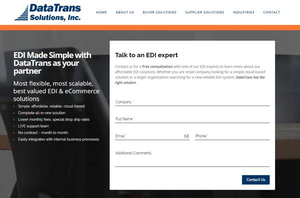 Data Trans Solutions EDI