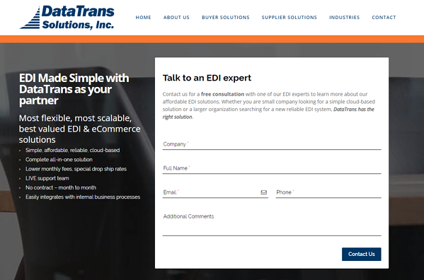 Data Trans Solutions EDI