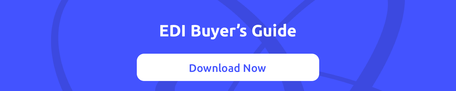 EDI Buyer's Guide Banner