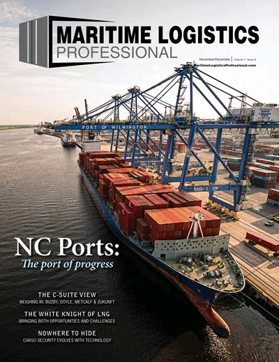 Youredi Maritime Logistics Professional Magazine