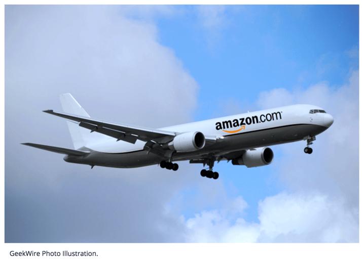 Amazon Plane