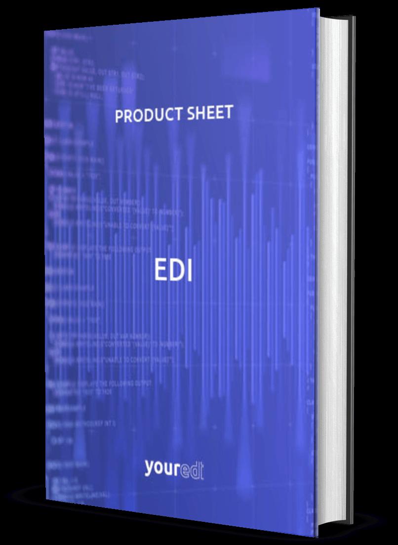 edi product sheet youredi