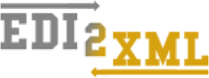 edi2xml logo