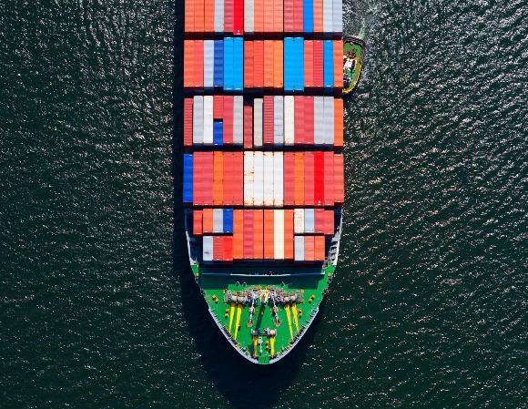 data sharing logistics