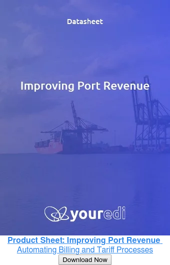 Product Sheet: Improving Port Revenue  Automating Billing and Tariff Processes  Download Now