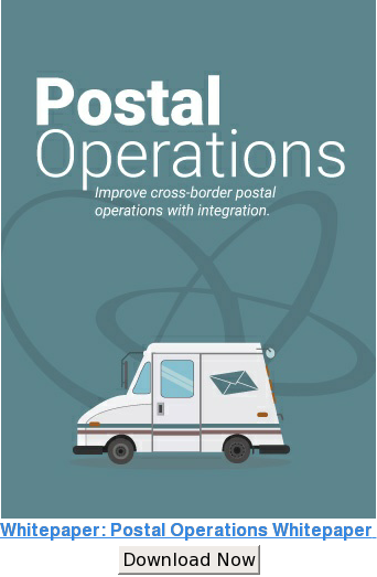 Whitepaper: Postal Operations Whitepaper  Download Now