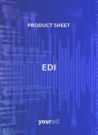 edi product sheet